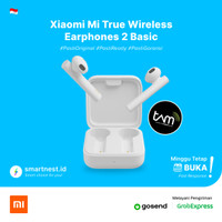 Xiaomi Mi True Wireless Earphones 2 Basic - Garansi Resmi TAM - Garansi TAM