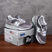 Sepatu New Balance NB 997 M997GY Grey Abu