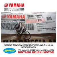 SPRING, TENSION | PER STUT KOPLING RX KING, 90506-10069