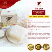 Rice Soap (Sabun Beras) SR12 / Kulit Berminyak & Sensitif / Hg Distrib