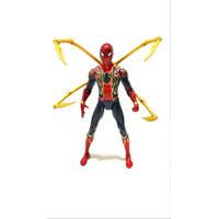Action Figure Spiderman Iron
