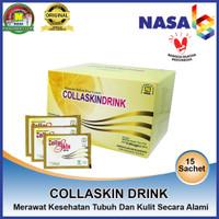 Collaskin Drink Nasa Perawatan Tubuh Herbal / Produk Nasa Original