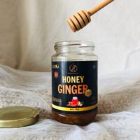 Hermofit Honey Ginger Original Madu Asli Plus Jahe Pilihan Sistem Imun