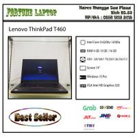 Lenovo ThinkPad T460 |Core i5-Gen 6 |Camera - RAM 8-SSD 128