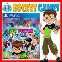 PS4 Ben 10 Power Trip