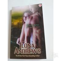 Novel Dastan Magic Bites - Ilona Andrews