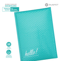 25 cm X 33 cm Amplop Bubble Bubble Mailer Bubble Bag - Tosca