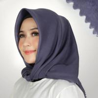 Hijab Voal Segiempat | Hijab | Kerudung | Laser Cut