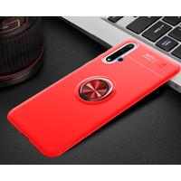 Huawei Nova 5T iRing Invisible TPU Soft Case