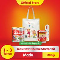 Morinaga x LockNLock PAKET 1-New Normal Starter Kit Chil Kid Plat 800g