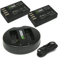 Wasabi Power for PENTAX D-LI109 DLI109 PENTAX Kr K30 K50 K70 K500 KP - Paket 2 Baterai