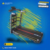 Treadmill murah merk total tipe tl615 | alat fitness gym