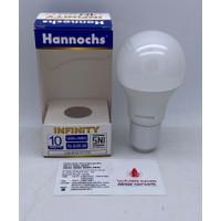 LAMPU LED HANNOCHS INFINITY 10W 10 W 10WATT 10 WATT