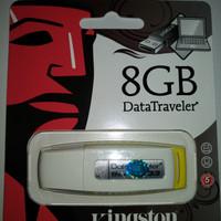 Flashdisk 8gb Kingston Original 1000%