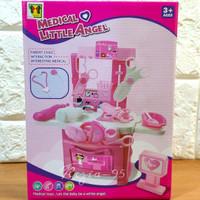 Mainan Anak Medical Little Set - Mainan Meja Dokter