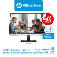 HP 24MH 23.8-inch Display monitor