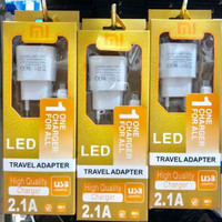 Charger LED 2.1A BST-1811 SAMSUNG , XIAOMI , OPPO , VIVO , ASUS , LENO