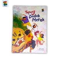 Buku cerita anak - Topeng Dadak Merak - bestari kids