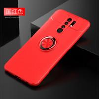 Xiaomi Redmi 9 iRing Invisible TPU Soft Case