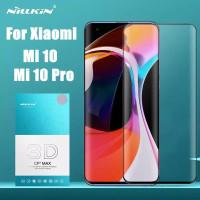 TEMPERED GLASS Xiaomi Mi 10 Mi10 PRO NILLKIN FULL 3D CP+ MAX ORIGINAL