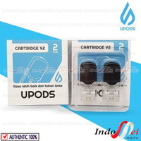 Catridge Upods Cartridge Replacement Refill Upods U Pods Upod V2