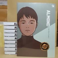 Novel Almond Sohn Won Pyung