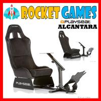 PLAYSEAT® Evolution ALCANTARA BLACK / Kursi Mobil Playseat Evolution