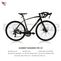 sepeda balap roadbike element 700c frc 52 2020