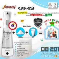 Disinfectant Generator Serenity Type DG 201