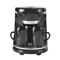 Mesin Kopi Coffee Machine Foam Maker Double Cup Drip