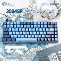 AKKO 3084SP OCEAN STAR - Gaming Keyboard