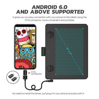 PARBLO A640 V2 Pen Tablet Drawing 8192 Pressure Level Alternatif Wacom