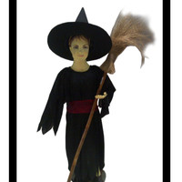 witch costume - XS