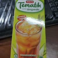 Tong tji tematik lemongrass tea