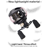 G SDPay in spotLow-Profile Reel Baitcasting Reel 61BB High Speed