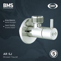 AER Kran Shower Keran Air Kuningan / Brass Shower Faucet - AR 5J