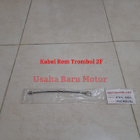 Kabel Rem Tangan Tromol Toyota Landcruiser Hardtop 2F