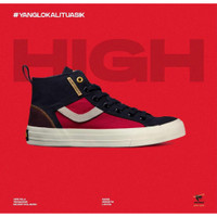 SEPATU SNEAKER BY VENTELA X NTL SANG SEKERTA LOHITA HIGH AND LOW