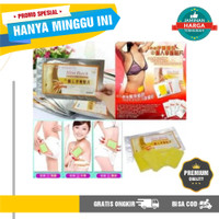 [IMPORT] - 21st Century 1 pack INA Slim Patch (Koyo Pelangsing) 100%