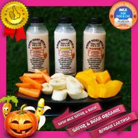 susu untuk anjing dan kucing - vegetable fruit milk - PUMPKIN 500 ML