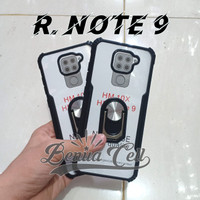 CASE REDMI NOTE 9 - CASE ARMOR SHOCKPROOF + RING XIAOMI REDMI NOTE 9
