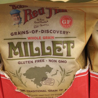 Bob red Mill whole grain millet