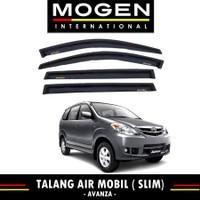 Talang Air Mobil Avanza / Car Side Visor Avanza 1st Gen Slim + 3M
