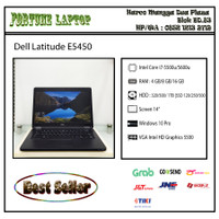 Dell Latitude E5450 |Core i7-Gen 5 |Camera - RAM 8-SSD 128