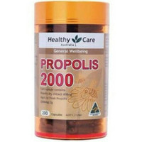Healthy Care Propolis 2000 mg isi 200caps