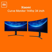Monitor Gaming XIAOMI Mi Curved 34 inch 144Hz 3440 * 1440