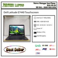Dell Latitude E7440 Touch |Core i7-Gen 4 |Camera - RAM 8-HDD 500