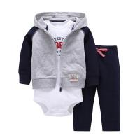Jaket Set Bayi Motif Cute Property - 9-12 Bulan