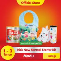 Morinaga x LockNLock PAKET 2-New Normal Starter Kit Chil Kid Plat 400g