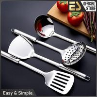 ES Spatulal Set Perangkat Masak Set Peralatan Masak Stainles Steel 304